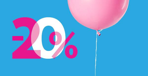 Galvanic Spa a LumiSpa so super zľavou 20% – iba v pondelok 17.6.🌀