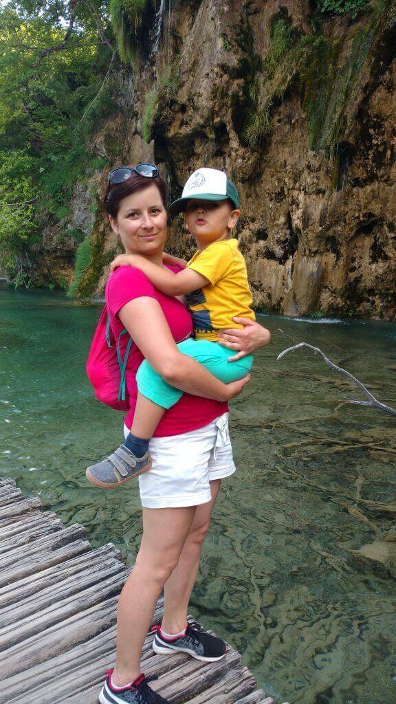Po stopách Winnetoua s malým dieťaťom