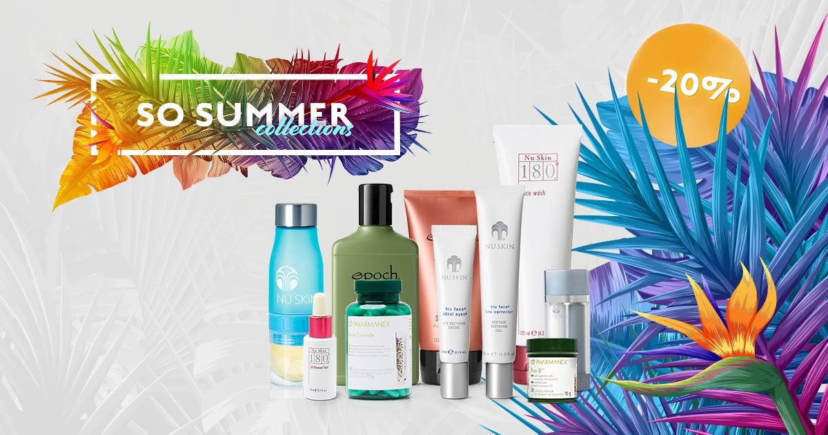 So Summer Collection a VIP ceny – 1. týždeň zliav