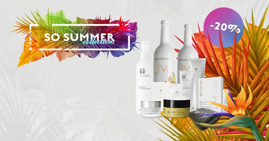 So Summer Collection a VIP ceny – 2. týždeň zliav