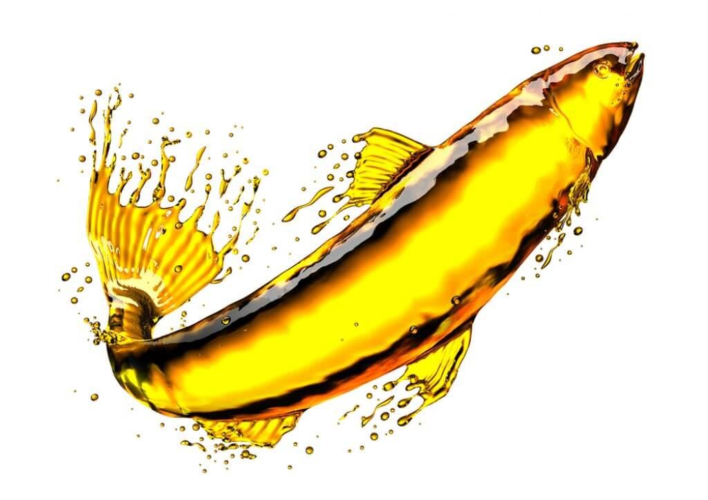 Rybí olej ako zdroj omega 3