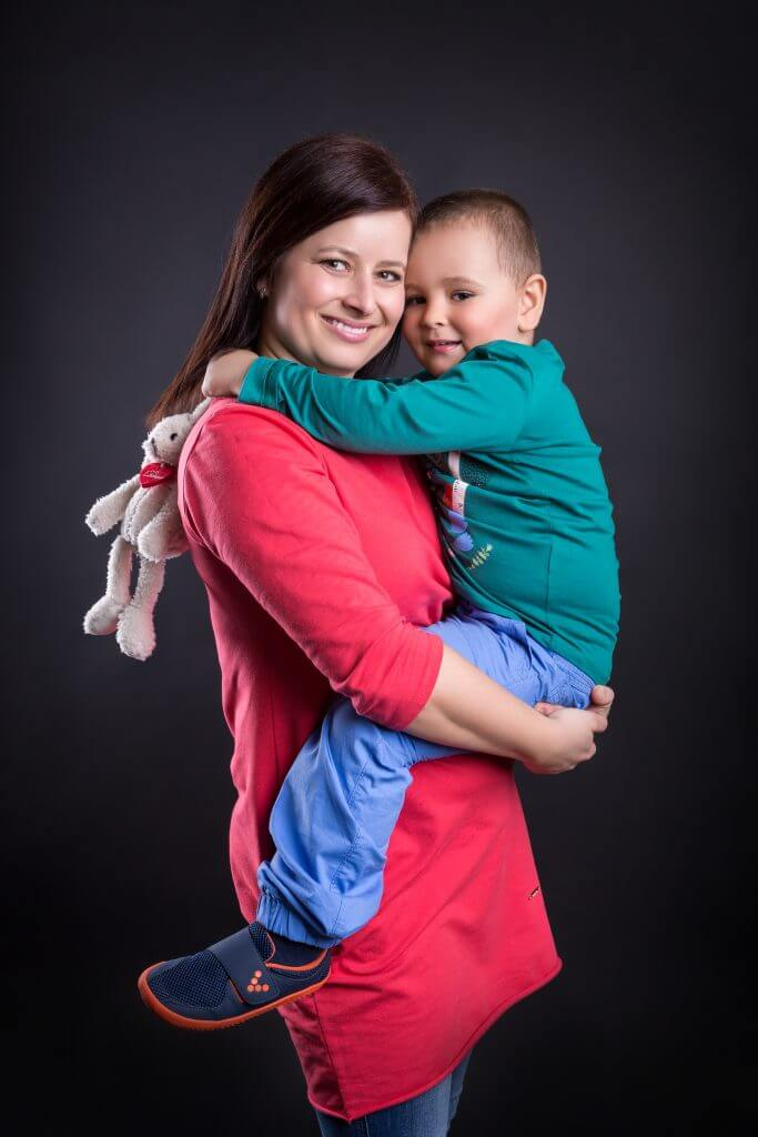 Ako sa zo mňa stala Šťastná mama