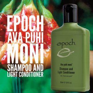 Ava puhi moni shampoo and conditioner
