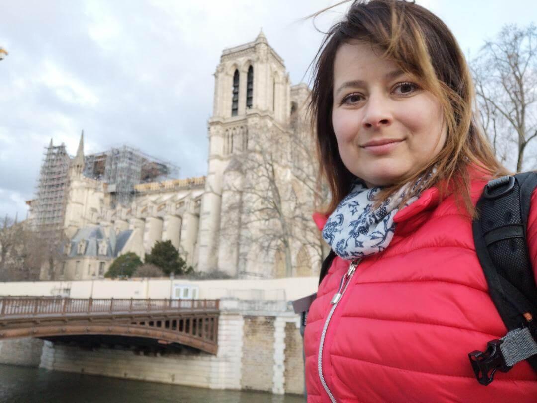 Katedrála Notre-Dame - 27. februára 2020